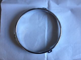 BMW 3,5,6,7, (SEE BELOW) BRAND NEW CHROME HEADLAMP RETAINER (FREE UK POST)