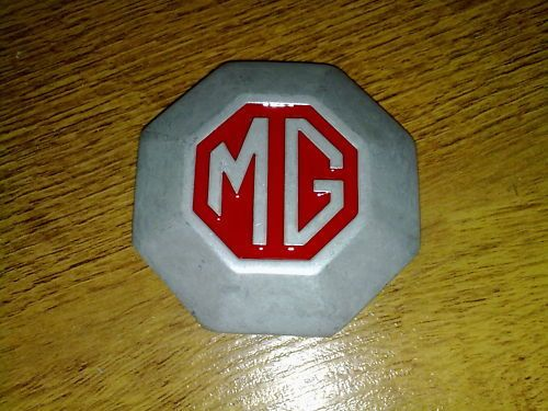 MG MAGNETTE ZA AND ZB NEW HUB CAP BADGES MEDALLIONS (FREE UK AND EUROPE POST)